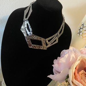 Black beautiful necklace